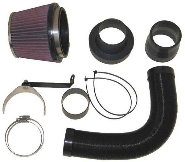 K&N Filter 57-0589 | K&N Fuel Injection Performance Kit (fipk) For Vauxhall / Opel Astra 1.6l L4 16v 101bhp; 2004-2011