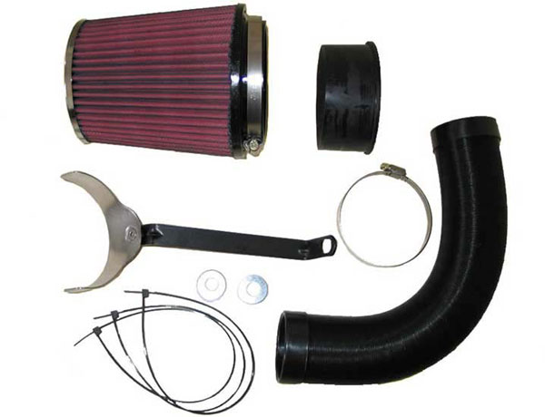 K&N Filter 57-0590-1: K&N Fuel Injection Performance Kit (fipk) For Volkswagen Golf / bora / beetle; V5 2.3l 25v 170bhp