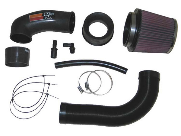K&N Filter 57-0602 | K&N Fuel Injection Performance Kit (fipk) For Honda Jazz 1.4l 8v L4 82bhp; 2002-2006