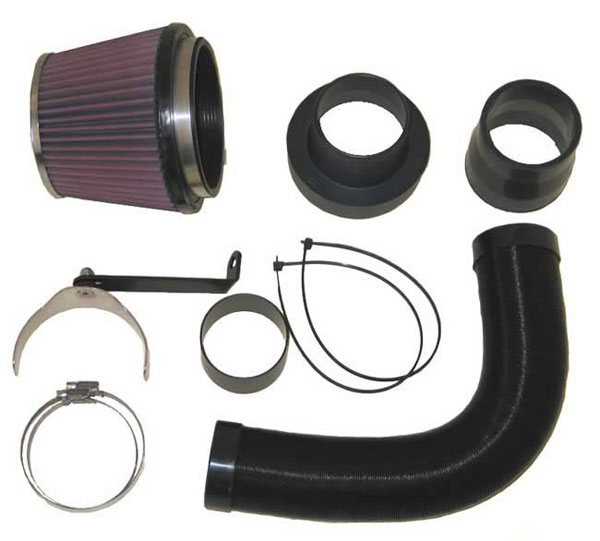 K&N Filter (57-0603) K&N Fuel Injection Performance Kit (fipk) For Vauxhall / opel Zafira Gsi 2.0l 16v L4 Turbo