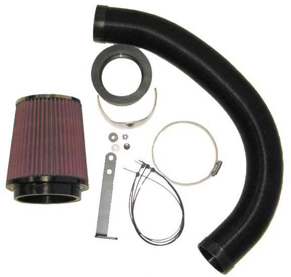K&N Filter 57-0607 | K&N Fuel Injection Performance Kit (fipk) For Peugeot 407 2.0l Hdi L4 136bhp; 2004-2007