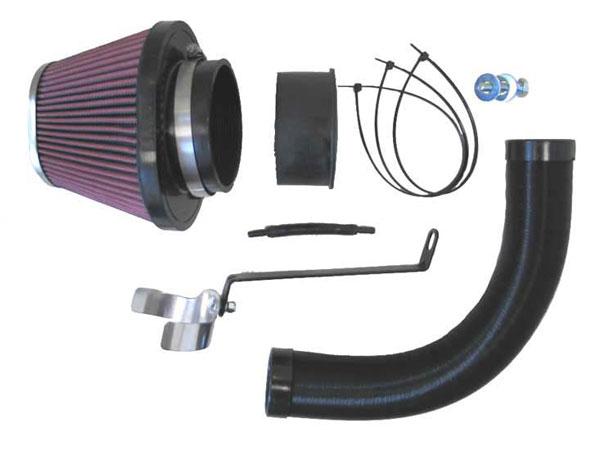 K&N Filter 57-0612 | K&N Fuel Injection Performance Kit (fipk) For Vw Polo Tdi 1.4l L3 75bhp; 2001-2010