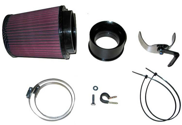 K&N Filter 57-0617 | K&N Fuel Injection Performance Kit (fipk) For Vauxhall / opel Corsa 1.7l 16v Cdti L4 100bhp