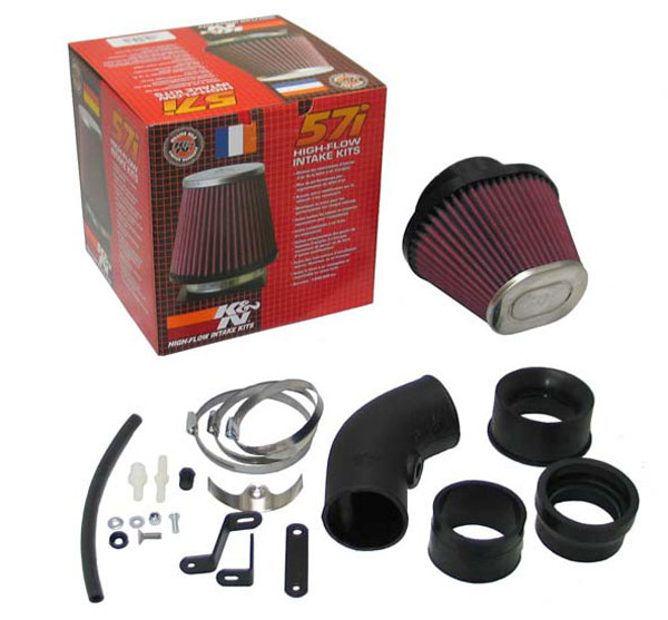 K&N Filter (57-0618-1) K&N Fuel Injection Performance Kit (fipk) For Vw Golf 1.9tdi / 230tdi