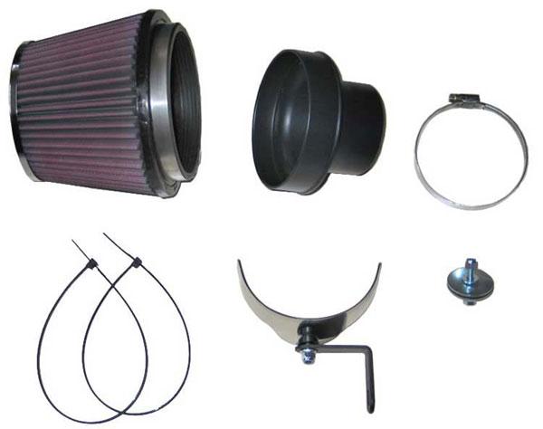K&N Filter 57-0619   K&N Fuel Injection Performance Kit (fipk) For Saab 9-5 2.0L 16v Turbo Lpt L4 150bhp; 2001-2005