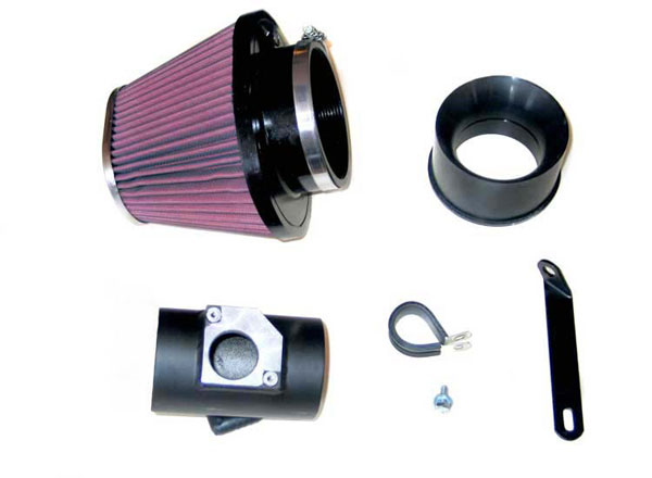 K&N Filter 57-0626 | K&N Fuel Injection Performance Kit (fipk) For Subaru Impreza Wrx / Sti 2.0l 16v Turbo; 2000-2007