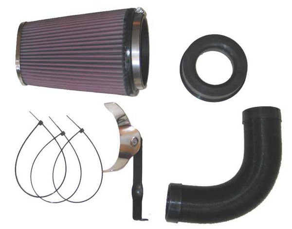 K&N Filter 57-0636 | K&N Fuel Injection Performance Kit (fipk) For Vaux / opel Vectra Turbo 2.0l 16v L4 175bhp; 2003-2009