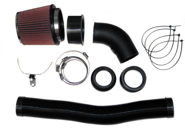 K&N Filter 57-0643: K&N Fuel Injection Performance Kit (fipk) For Saab 9-3 2.0l 16v Lpt L4 150bhp (mas Models)