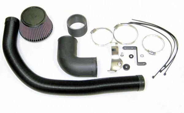 K&N Filter 57-0644 | K&N Fuel Injection Performance Kit (fipk) For Peugeot 206 Hdi 2.0l L4 90bhp; 2000-2006
