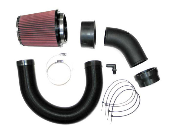 K&N Filter 57-0645 | K&N Fuel Injection Performance Kit (fipk) For Citroen C4 Vts 2.0l 16v L4 180bhp; 2004-2009