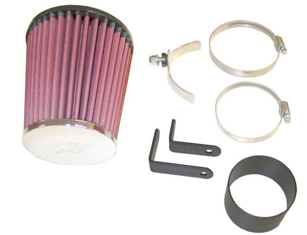 K&N Filter 57-0659 | K&N Fuel Injection Performance Kit (fipk) For Fiat Panda 1.4L 16v 100bhp; 2006-2011