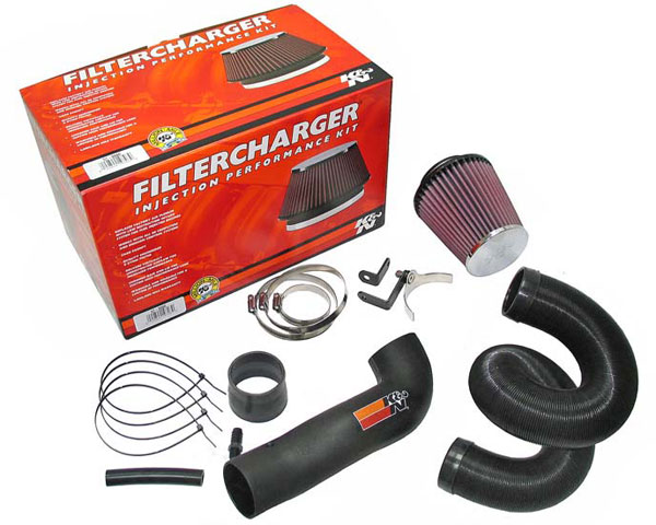 K&N Filter 57-0660 | K&N Fuel Injection Performance Kit (fipk) For Citroen C4 1.6L 16v 110bhp; 2004-2011