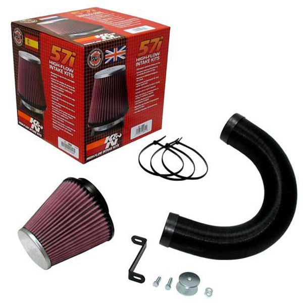 K&N Filter 57-0666: K&N Fuel Injection Performance Kit (fipk) For Toyota Yaris 1.8l 16v 133bhp; 2007