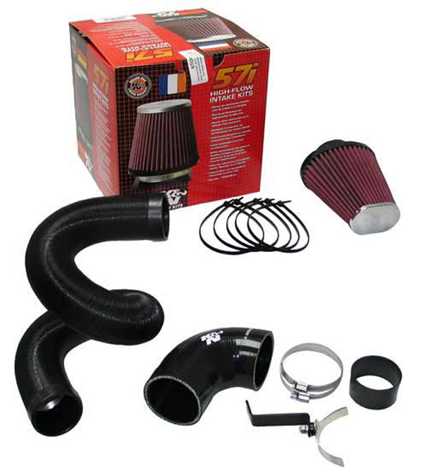 K&N Filter 57-0677: K&N Fuel Injection Performance Kit (fipk) For Renault Twingo Gt 1.2l Tce 100