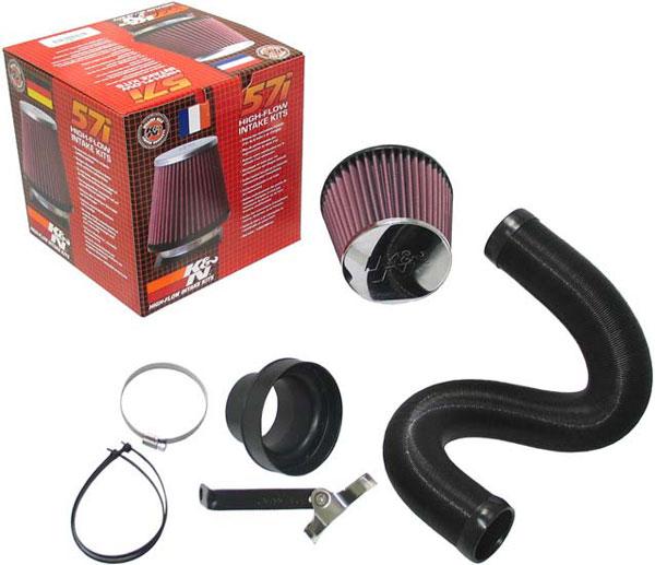 K&N Filter 57-0679 | K&N Fuel Injection Performance Kit (fipk) For Fiat Grande Punto 1.4i T - Jet; 2007-2011