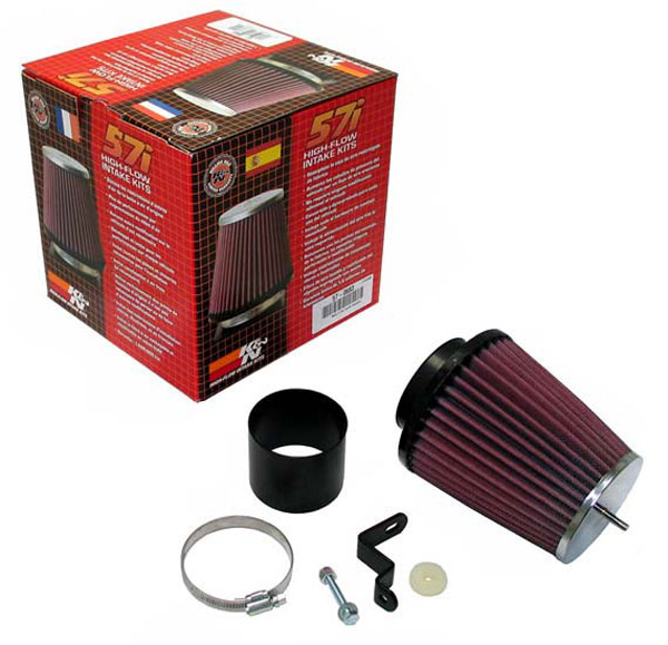 K&N Filter 57-0683 | K&N Fuel Injection Performance Kit (fipk) For Kia Ceed 1.4L & 1.6L; 2007-2011