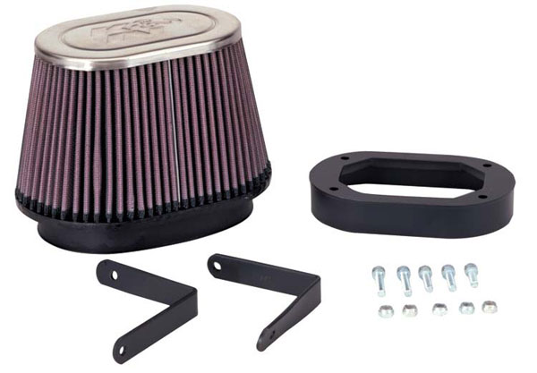 K&N Filter 57-1500-1 | K&N Fuel Injection Performance Kit (fipk) For Dodge Stealth & Mitsubishi 3000gt V6 3.0l; 91-99