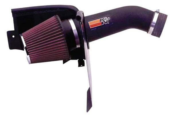 K&N Filter 57-1528 | K&N Fuel Injection Performance Kit (fipk) For Jeep Liberty V6-3.7L; 2002-2003