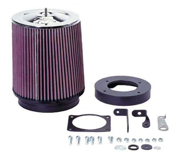 K&N Filter 57-2510-1 | K&N Fuel Injection Performance Kit (fipk) For Ford F-ser.v8-5.0 / 5.8m-a; 1994-1996