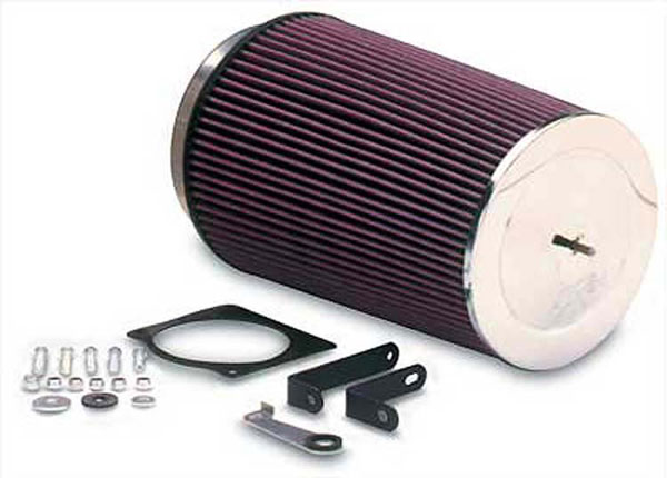 K&N Filter 57-2516 | K&N Fuel Injection Performance Kit (fipk) For Ford F-series 7.5L; 1996-1997