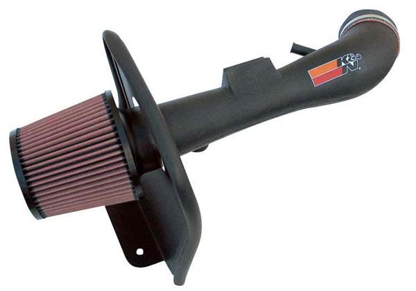 K&N Filter 57-2561 | K&N Fuel Injection Performance Kit (fipk) For Ford Ranger/mazda B4000 V6-4.0L; 2004-2007