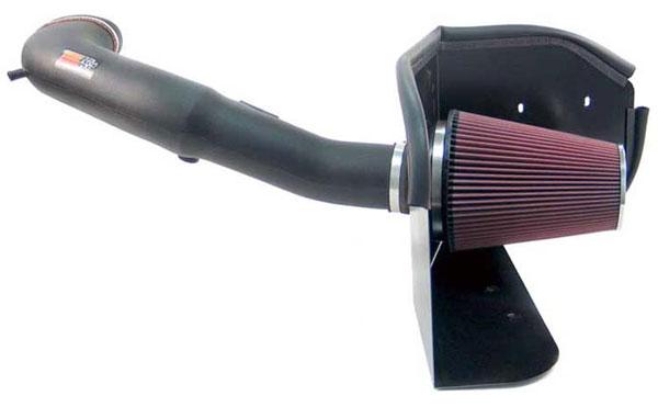 K&N Filter 57-2567   K&N Fuel Injection Performance Kit (fipk) For Ford F-series Superduty; V10-6.8l 2005-06