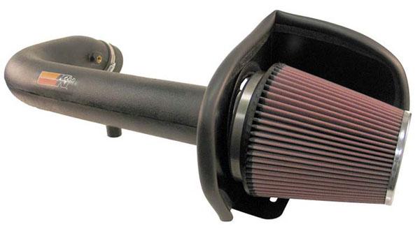 K&N Filter 57-2568   K&N Fuel Injection Performance Kit (fipk) For Ford Expedition V8-5.4L; 2006-2006