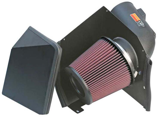 K&N Filter 57-3000 | K&N Fuel Injection Performance Kit (fipk) For Gm Silverado/sierra 2500hd/3500hd 2005.5-07 V8-6.6l Turbo Diesel