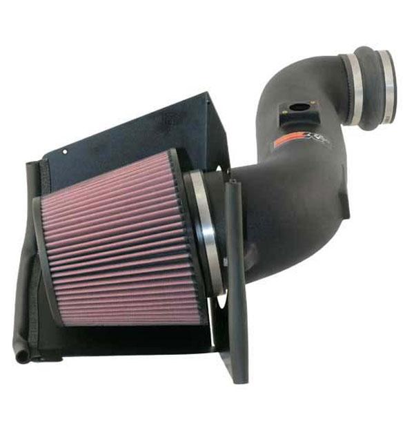 K&N Filter 57-3057 | K&N Fuel Injection Performance Kit (fipk) For Gm Silverado/sierra 2500hd/3500 ; V8-6.6l Dsl 2005-07