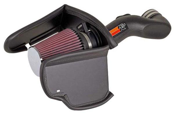 K&N Filter 57-3061   K&N Fuel Injection Performance Kit (fipk) For Trailblazer Ss V8-6.0l; 2006