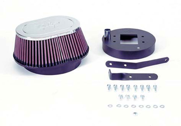 K&N Filter 57-5005 | K&N Fuel Injection Performance Kit (fipk) For Mazda Rx7 L4-1.3L; 1985-1989