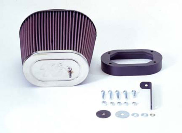K&N Filter 57-5504-1 | K&N Fuel Injection Performance Kit (fipk) For Mitsu Eclipse Turbo; 95-99