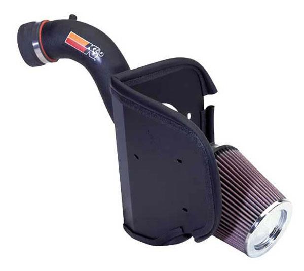 K&N Filter 57-6011   K&N Fuel Injection Performance Kit (fipk) For Nissan Pathfinder V6-3.5L; 2001-2004