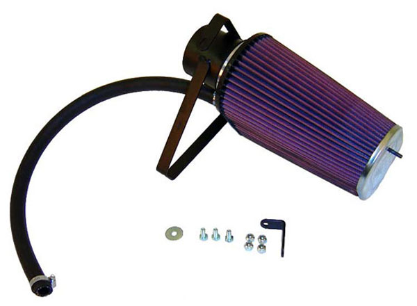 K&N Filter 57-2503: K&N Fuel Injection Performance Kit (fipk 2) For Ford Bronco 1988-92 (Without Mass Air) 4.9L