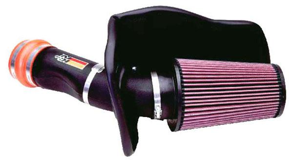 K&N Filter 57-2530   K&N Fuel Injection Performance Kit For Ford Excursion (Turbo) 7.3L Diesel; 1999-2003