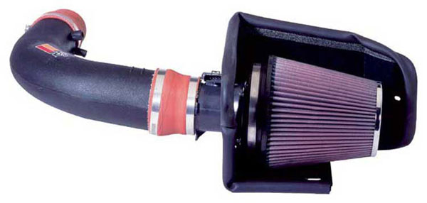 K&N Filter 57-2541 | K&N Fuel Injection Performance Kit For Ford Expedition (All) 4.6L; 1997-2004