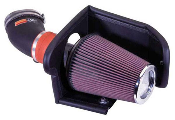 K&N Filter 57-2549   K&N Fuel Injection Performance Kit (fipk 2) For Ford Pick Up Full Size 2001-03 (F-150 Lightning) 5.4L
