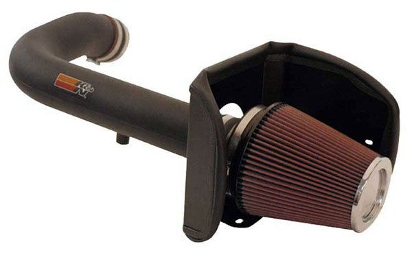 K&N Filter 57-2556: K&N Fuel Injection Performance Kit For Ford Pick Up Full Size 2004-2008 (F-150) 5.4L V8
