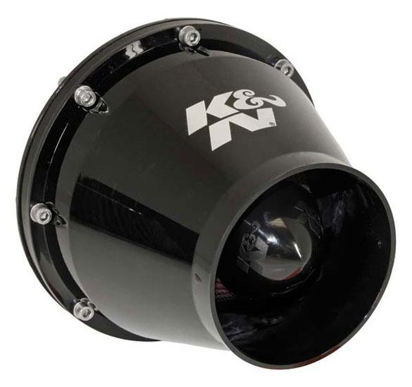 K&N Filter 57-A600-6 | K&N 57a Intake Kit For Mini Cooper S 1.6l 16v Supercharged; 2002-2006