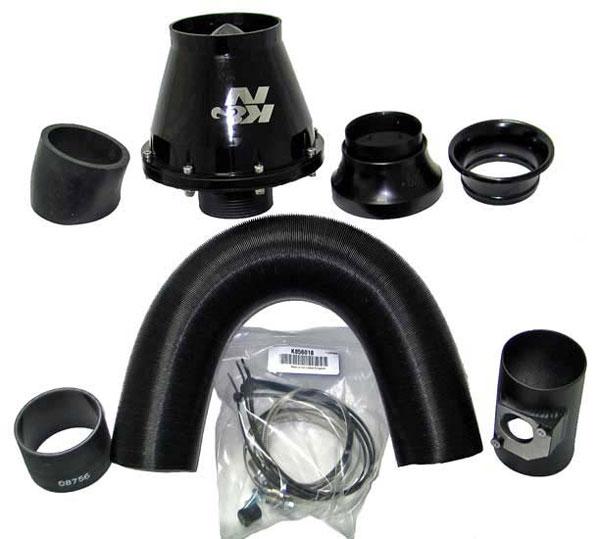 K&N Filter 57-A601-8 | K&N 57a Intake Kit For Subaru Impreza Wrx 2.0l 16v Turbo; 2000-2007