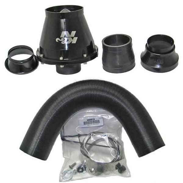 K&N Filter 57-A601-9 | K&N 57a Intake Kit For Audi TT 1.8l 20v Turbo 225bhp; 1999-2006