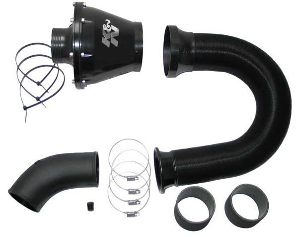 K&N Filter 57-A603-0: K&N 57a Intake Kit For Lotus Elise 1.8i 16v 1996 (rover Eng)