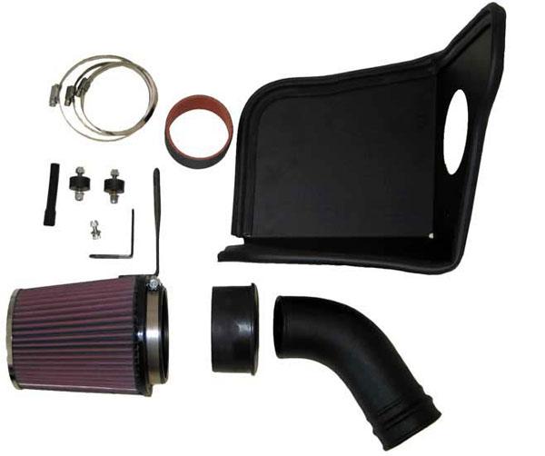 K&N Filter 57-I100-0 | K&N 57i Intake Kit For Bmw 323i Series E46 24v 170bhp; 1998-2005