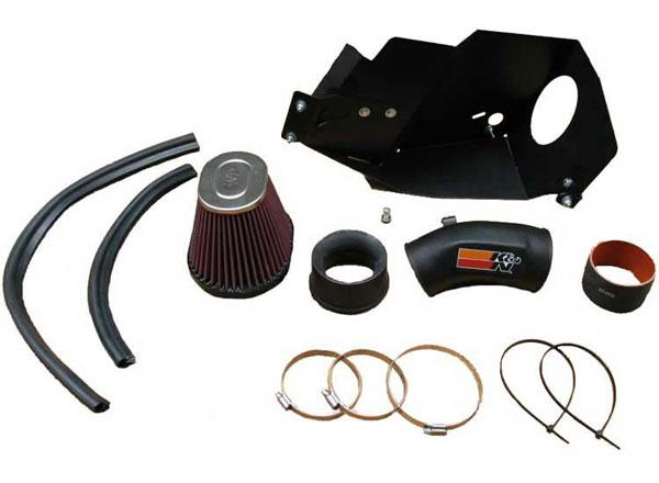K&N Filter 57-I100-1   K&N 57i Intake Kit For Bmw 325i 2.5l L6 24v 192bhp 1991-1995