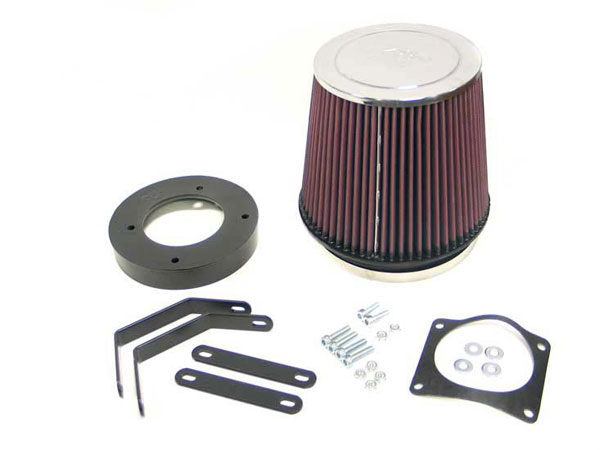 K&N Filter 57-I250-0: K&N 57i Intake Kit For Ford Explorer; 4.0l 12v V6 Sohc