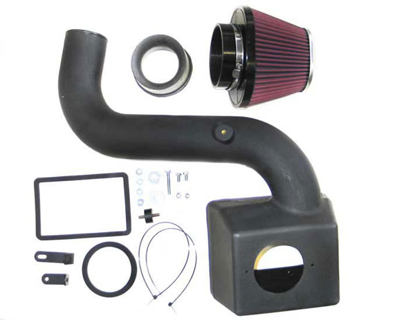 K&N Filter (57-I250-3) K&N 57i Intake Kit For Ford Focus Ii St 2.5l 20v Turbo