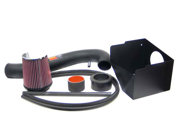 K&N Filter 57-I400-0: K&N 57i Intake Kit For Subaru Impreza 2.0l L4 16v