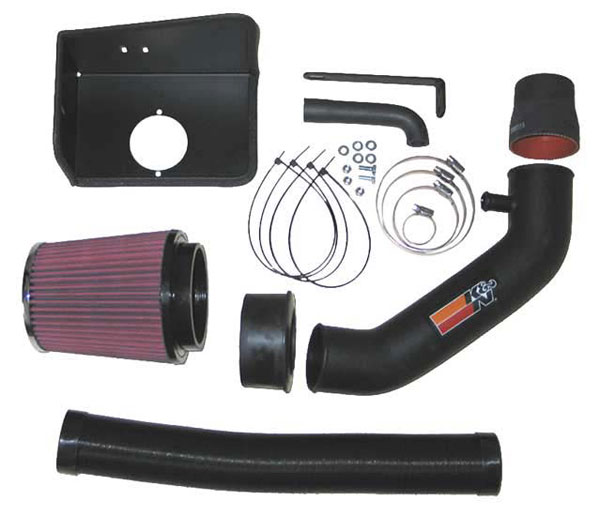 K&N Filter 57-I650-1: K&N 57i Intake Kit For Citroen Saxo Vtr 1.6l 8v L4 90bhp