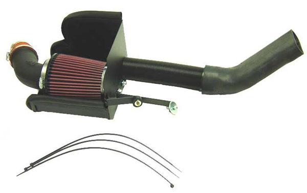 K&N Filter 57-I650-5 | K&N 57i Intake Kit For Peugeot 206 Gti 2.0l