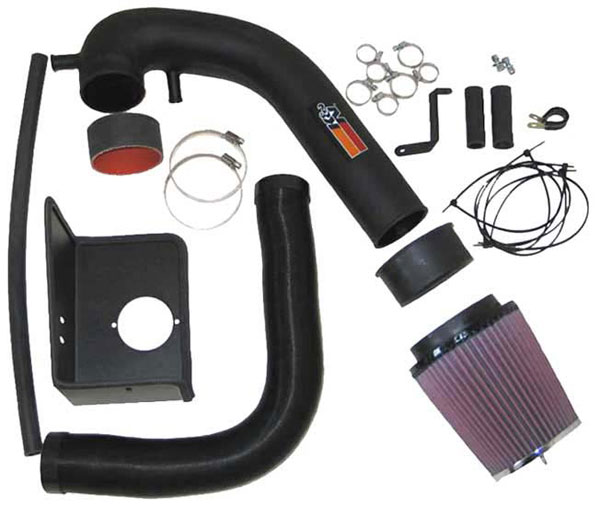 K&N Filter 57-I650-8: K&N 57i Intake Kit For Renault Clio 1.6l 16v 4cyl Dohc 110bhp